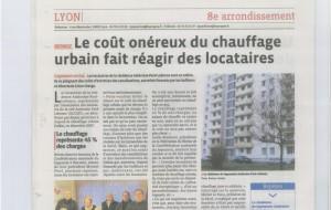 Rhône – Le coût onéreux du chauffage fait réagir les locataires