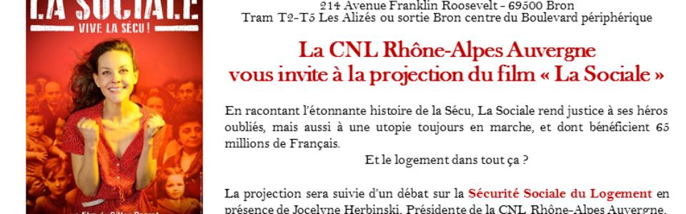 invitation projection site web
