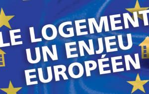 Le logement, un enjeu commun et européen