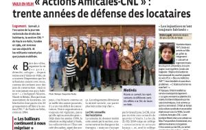 Vaulx-en-Velin – Trente années de défense des locataires