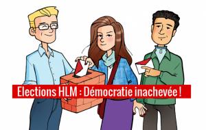 Election HLM : Démocratie inachevée