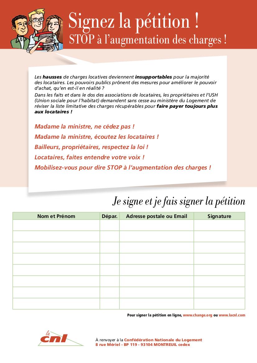 CNL_Petition_STOP a l augmentation des charges1