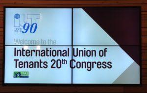 Déclaration du Congrès de l'IUT – Glasgow, 15 octobre 2016