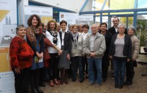 Présentation de l'exposition «Habitat Econome» – Rive de Gier (42)