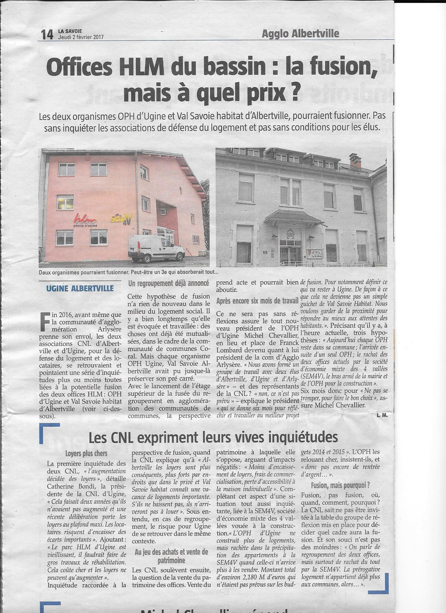 0213_article fusions OPH ugine et albertville_1