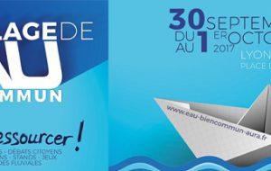 Festival Eau Bien Commun – samedi 30 septembre à Confluence
