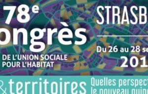 La CNL au 78e Congrès USH (Strasbourg)