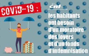 Demandes de la Fédération de la Métropole de Lyon suite au COVID-19