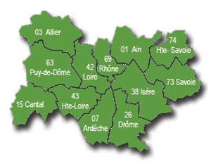 region carte 2
