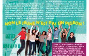 La CNL s'engage pour le droit au logement des jeunes !