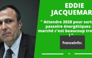 «Nous ne pouvons plus attendre pour sortir les passoires énergétiques du marché !»