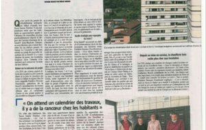 Réhabilitation des Tours Saintes Thérèse – Savoie