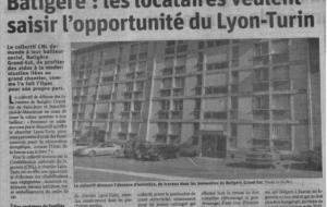 CNL Saint-Jean-de-Maurienne : Les locataires veulent saisir l'opportunité du Lyon-Turin !